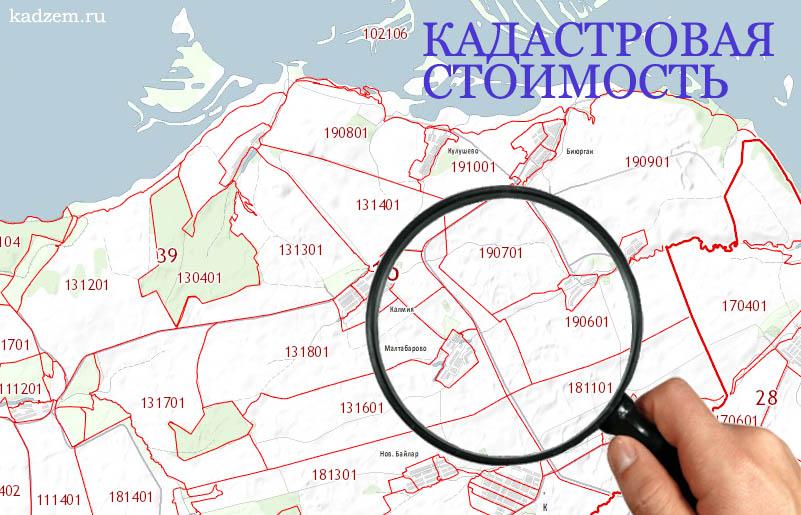 Экспресс оценка земельного участка дело