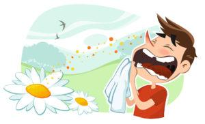 Интересные факты об аллергии